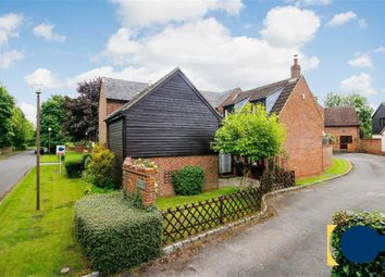 Thumbnail 5 bedroom detached house for sale in High Street, Great Linford Village, Milton Keynes