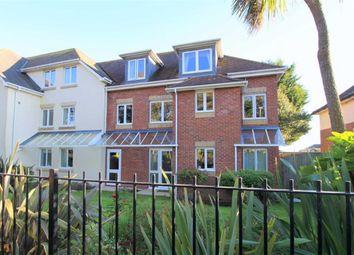 Thumbnail 1 bed flat for sale in Daniels Lodge, Montagu Road, Highcliffe, Christchurch, Dorset