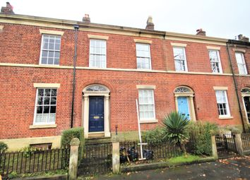 Thumbnail 3 bed terraced house to rent in Broadgate, Preston