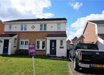 Thumbnail 3 bed semi-detached house for sale in Lancaster Place, Shefford