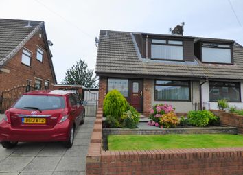 Thumbnail 3 bed semi-detached bungalow for sale in Whiteside Road, St. Helens
