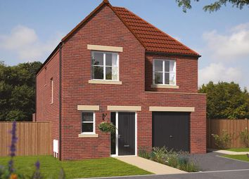 "Thumbnail 3 bedroom detached house for sale in ""The Newton "" at Mansfield Road, Clowne, Chesterfield"