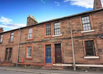 Thumbnail 2 bed terraced house for sale in Port Street, Annan