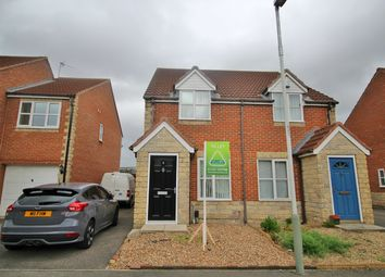 Thumbnail 2 bed semi-detached house to rent in Keswick Grove, Darlington