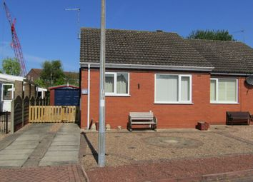 Thumbnail 2 bed semi-detached bungalow for sale in The Malt Kilns, Goole