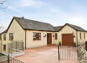 Thumbnail 4 bed detached house for sale in Main Street, Thornhill, Stirling