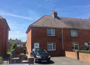 Thumbnail 2 bed end terrace house for sale in Victoria Park, Dorchester