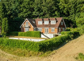 Thumbnail 5 bed detached house for sale in Ryedown Lane, East Wellow, Romsey