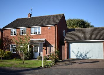 4 bed detached house for sale in Wakes Close, Dunton Bassett, Lutterworth LE17