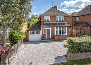 Thumbnail 3 bedroom detached house for sale in Upper Way, Farnham