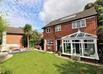 St Briac Way, Exmouth EX8. 4 bed detached house