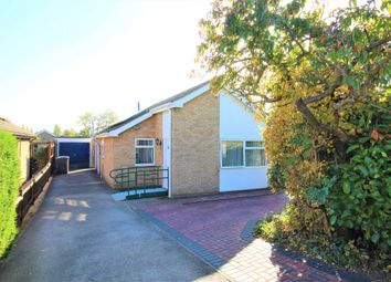Thumbnail 3 bed bungalow for sale in Laney Close, Glebe Park, Lincoln