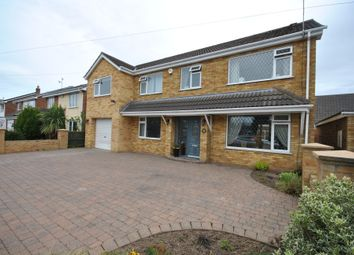 Thumbnail 6 bed detached house for sale in Littleworth Lane, Rossington, Doncaster