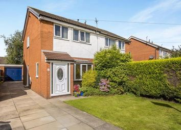 Thumbnail 3 bed semi-detached house for sale in Fir Trees Crescent, Lostock Hall, Preston, Lancashire