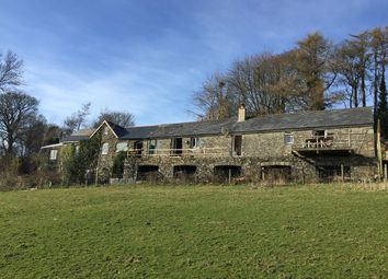 Thumbnail 4 bed barn conversion for sale in Cellan, Lampeter