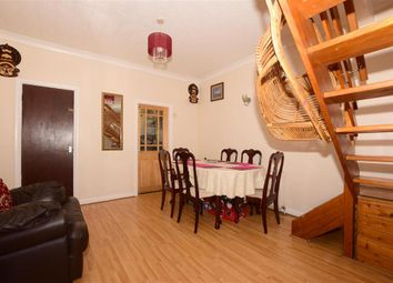 Thumbnail 3 bedroom terraced house for sale in Wellington Road, East Ham, London