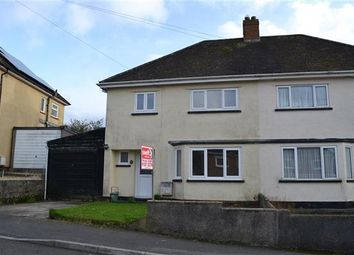 Thumbnail 3 bed semi-detached house for sale in Heol Rudd, Carmarthen