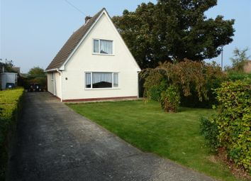 Thumbnail 3 bed detached house for sale in Golf Road, Mablethorpe