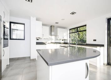 Thumbnail 5 bed detached house to rent in Crespigny Road, Brent Cross