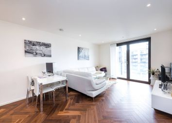 Thumbnail 1 bed flat to rent in New Union Square, Wandsworth