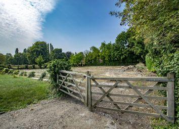 Thumbnail Land for sale in Blewbury Road, East Hagbourne