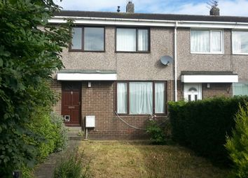 Thumbnail 3 bed terraced house for sale in The Gables, Widdrington, Morpeth