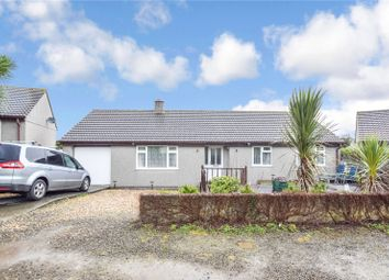 Thumbnail 3 bed bungalow for sale in Bentley Drive, Stratton, Bude