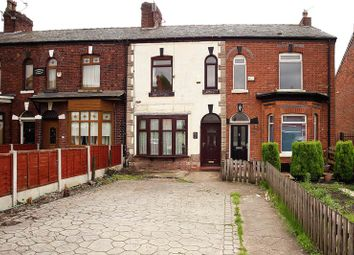 Thumbnail 3 bed terraced house to rent in Queen Square, Ashton-Under-Lyne