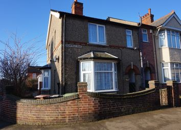 Thumbnail 3 bed end terrace house for sale in Highfield Road, Wellingborough