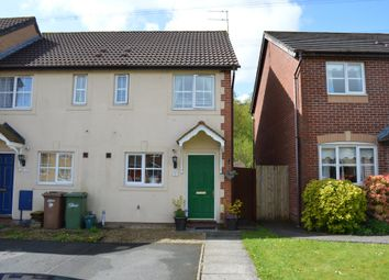 Thumbnail 2 bed end terrace house to rent in Nant Twyn Harris, Forge Mill, Ystrad Mynach