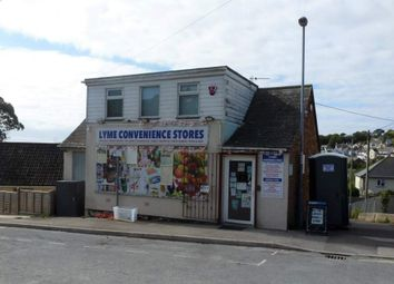 Thumbnail Retail premises for sale in Lyme Regis, Dorset