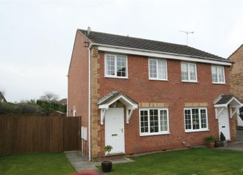 Thumbnail 2 bed semi-detached house to rent in Irwell Close, Oakham