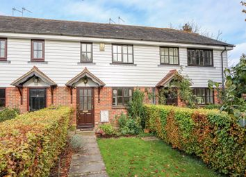 Thumbnail 2 bed terraced house for sale in Blenheim Fields, Riverside Road, Forest Row