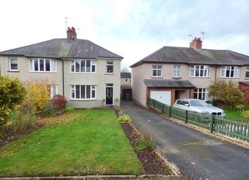 Thumbnail 3 bed semi-detached house for sale in Carleton Drive, Penrith, Cumbria