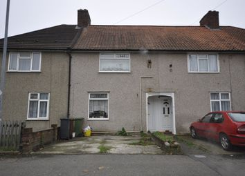 Thumbnail 2 bed terraced house to rent in Grafton Road, Dagenham