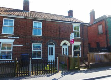 Thumbnail 2 bed terraced house for sale in Magpie Road, Norwich
