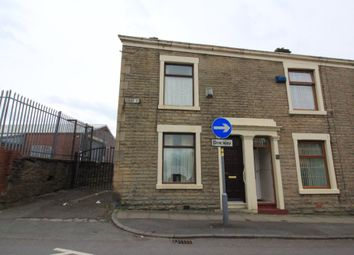 Thumbnail 2 bed end terrace house for sale in Sarah Street, Darwen