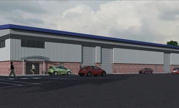 Thumbnail Light industrial to let in Unit 10 Europark, Rugby
