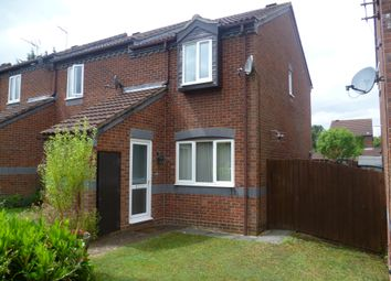 Thumbnail 2 bed terraced house to rent in Corn Hill, Two Mile Ash, Milton Keynes