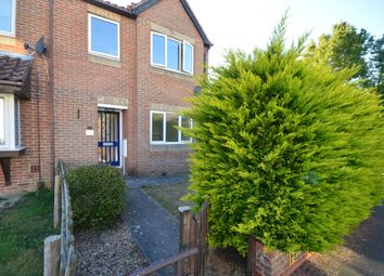 Thumbnail 3 bed end terrace house to rent in Cudworth Road, Willesborough, Ashford