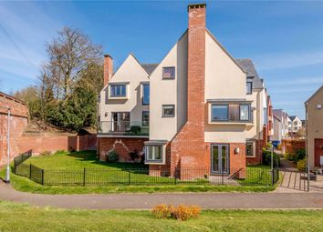 Thumbnail 2 bed flat for sale in Old Station Close, Lavenham, Suffolk