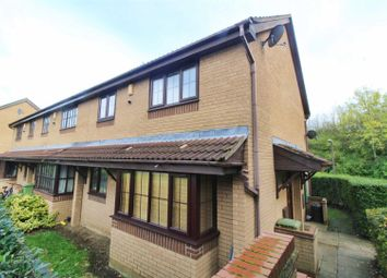 Thumbnail 2 bed terraced house for sale in Rolvenden Grove, Kents Hill, Milton Keynes