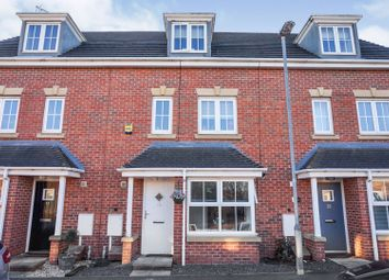 Thumbnail 4 bed town house for sale in Samian Close, Gateford
