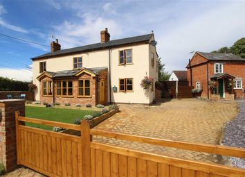 Thumbnail 4 bed country house for sale in Clay Coton, Northampton