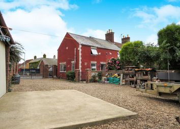 Thumbnail 3 bedroom semi-detached house for sale in Horsegate Lane, Whittlesey, Peterborough