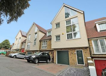 Thumbnail 4 bed town house for sale in London Road, Strood