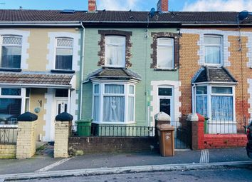 4 bed terraced house for sale in Tridwr Road, Abertridwr, Caerphilly CF83