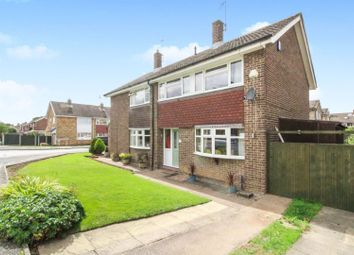Thumbnail 3 bed semi-detached house for sale in Avondale Road, Spondon, Derby