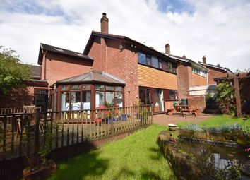 Thumbnail 5 bedroom detached house for sale in Redcar Close, Hazel Grove, Stockport