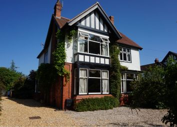 Thumbnail 5 bed detached house for sale in Morda Road, Oswestry, Shropshire